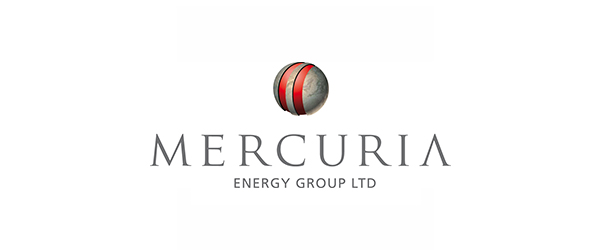 MERCURIA Energy Group Logo