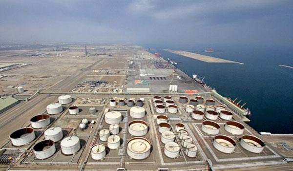 sohar port oil terminal